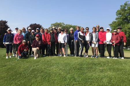 Womens Golf Day 2019